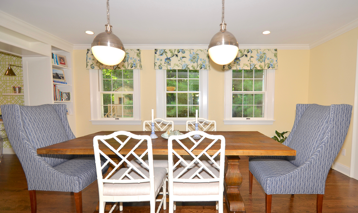 Country Dining Room By Kellydesigns