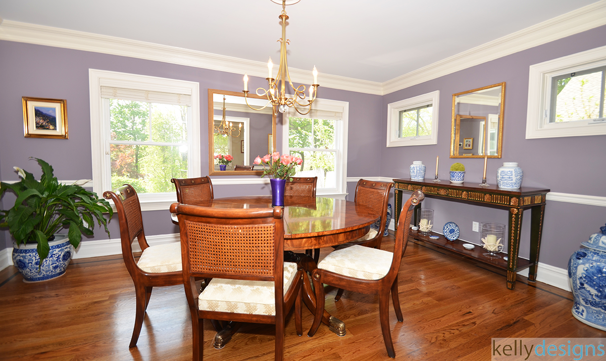 Dining Room - Interior Design by kellydesigns