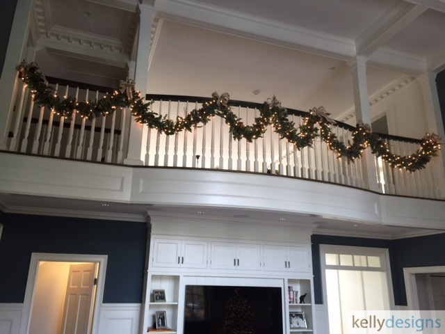 Holiday & Event Decorating By kellydesigns -  Railing