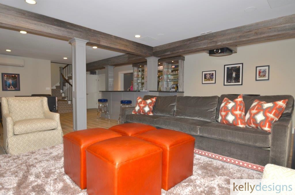 BASEMENT BEAUTY IN POUND RIDGE