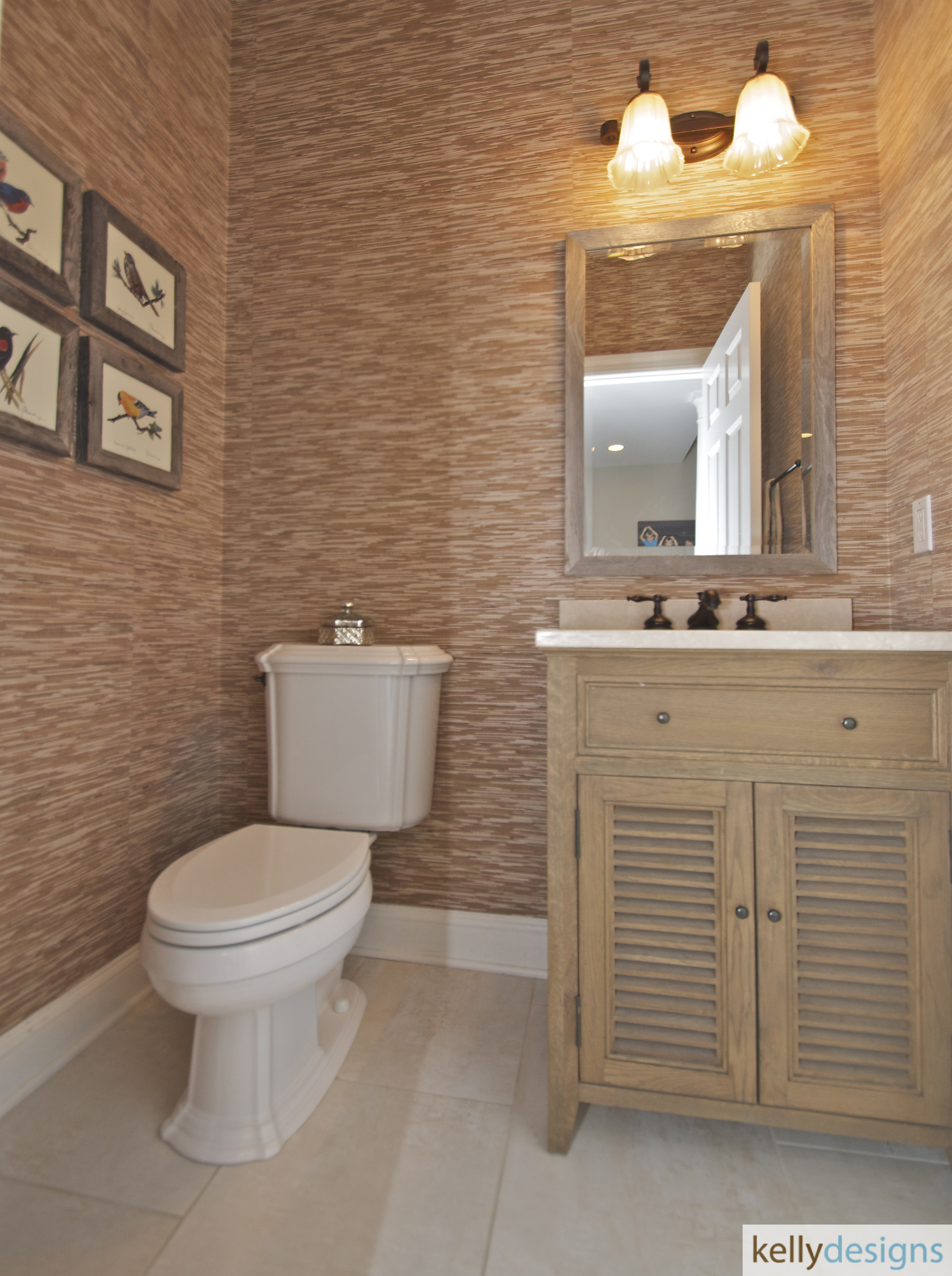 Pound Ridge Renovation   Bathroom   Interior Design By Kellydesigns