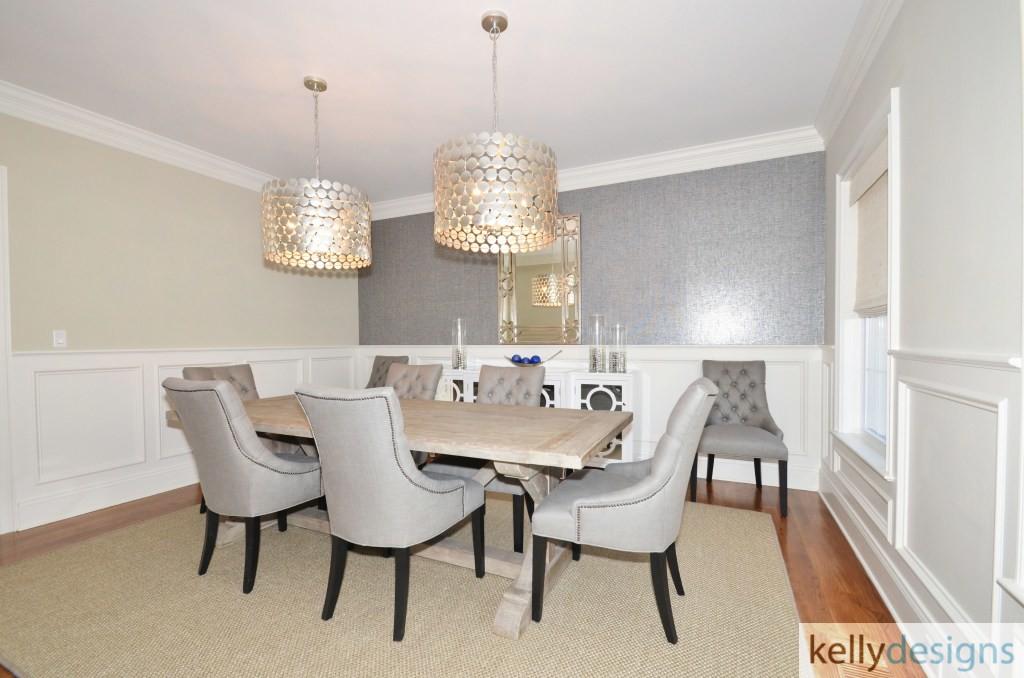 Dining Room - Interior Design by kellydesigns
