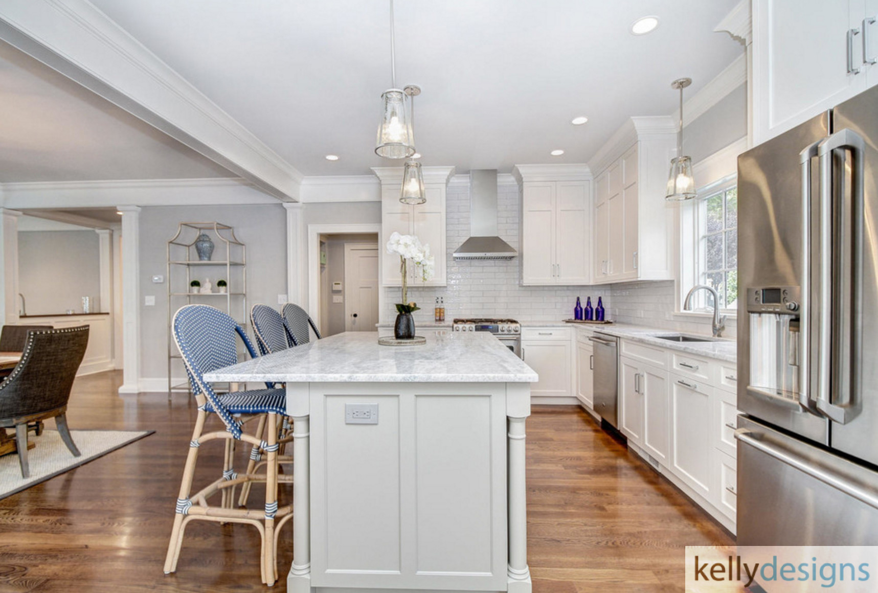 Winning On Wormwood Kitchen Interior Design By Kellydesigns