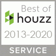 Best of House Award - Service - 2013-2020 - kellydesigns