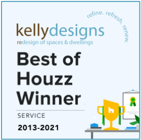 kellydesigns - Best of Houzz Winner - Service - 2013 to 2021