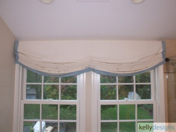 Custom Window Shade by kellydesigns