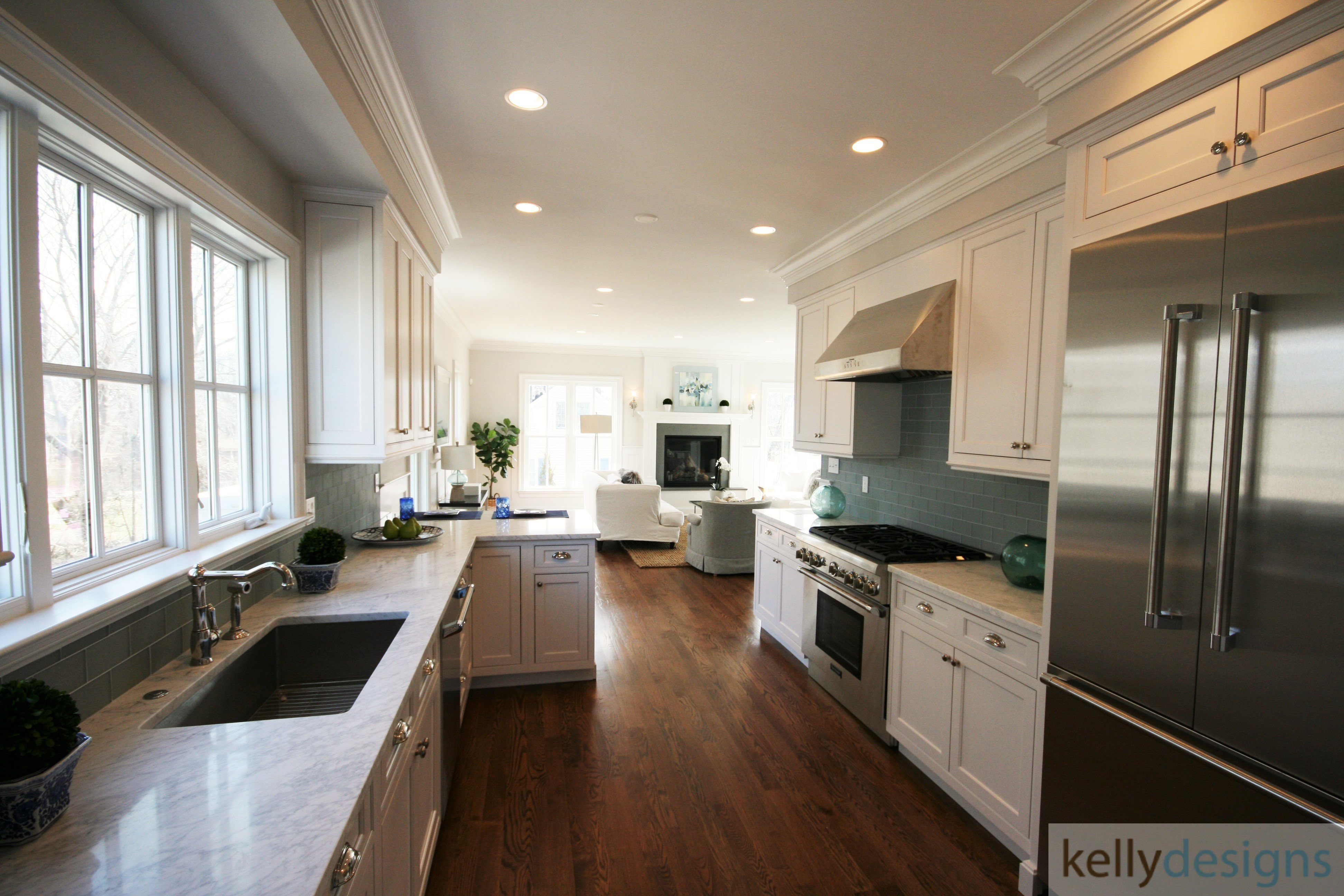 Rockin It On Rowland Staging   Kitchen   Home Staging By Kellydesigns