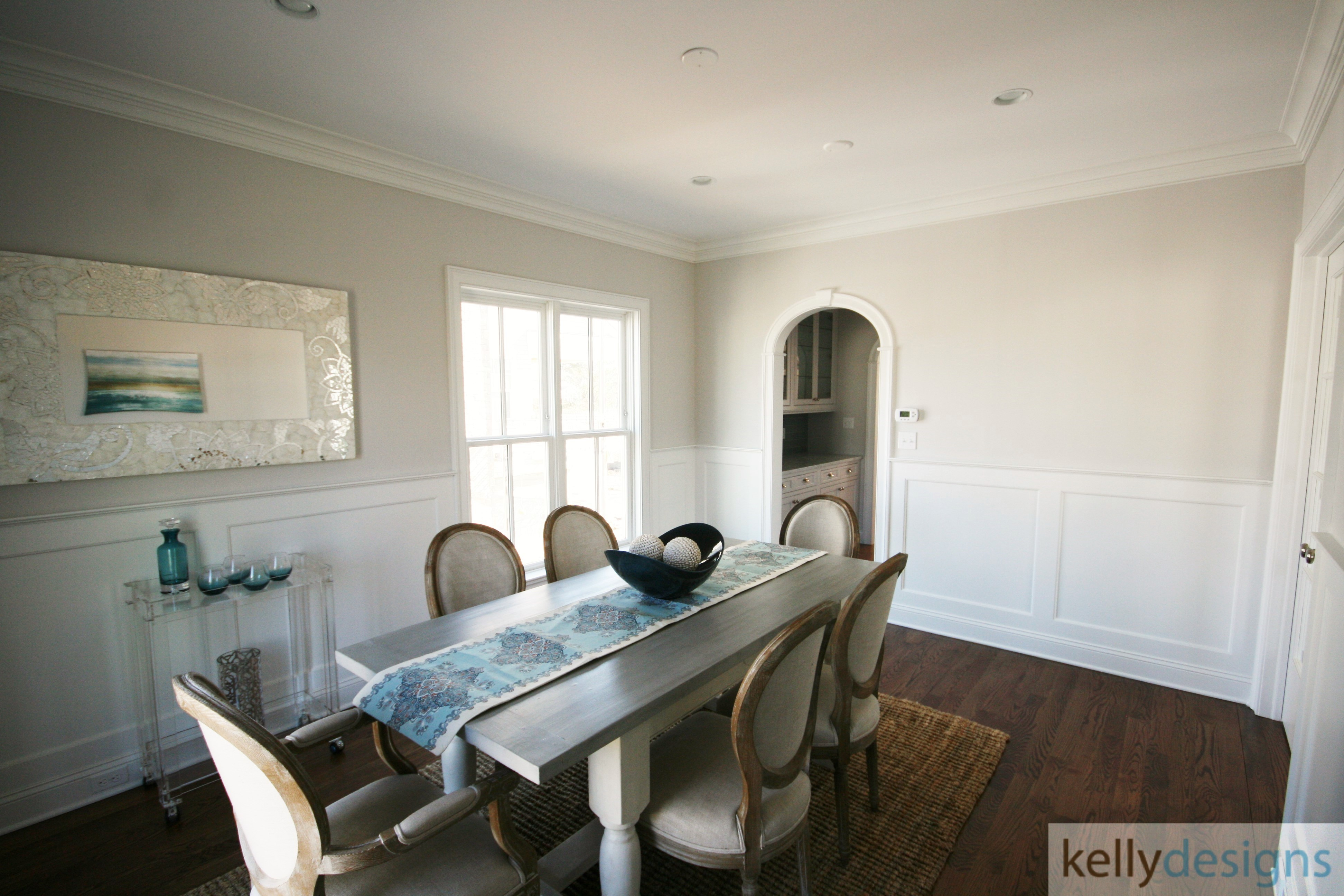 Rockin It On Rowland Staging   Dining Room   Home Staging By Kellydesigns