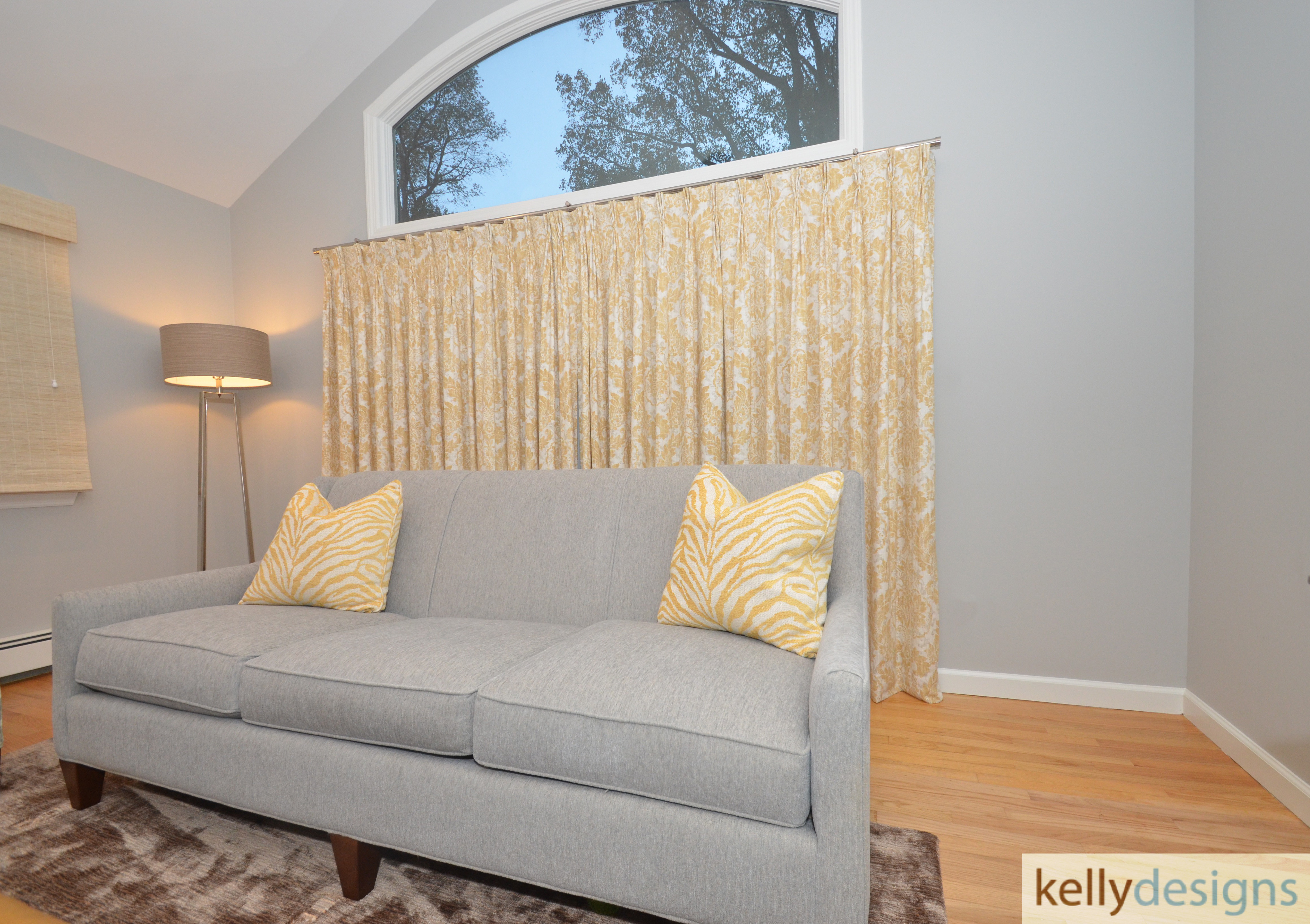Custom Drapes By Kellydesigns