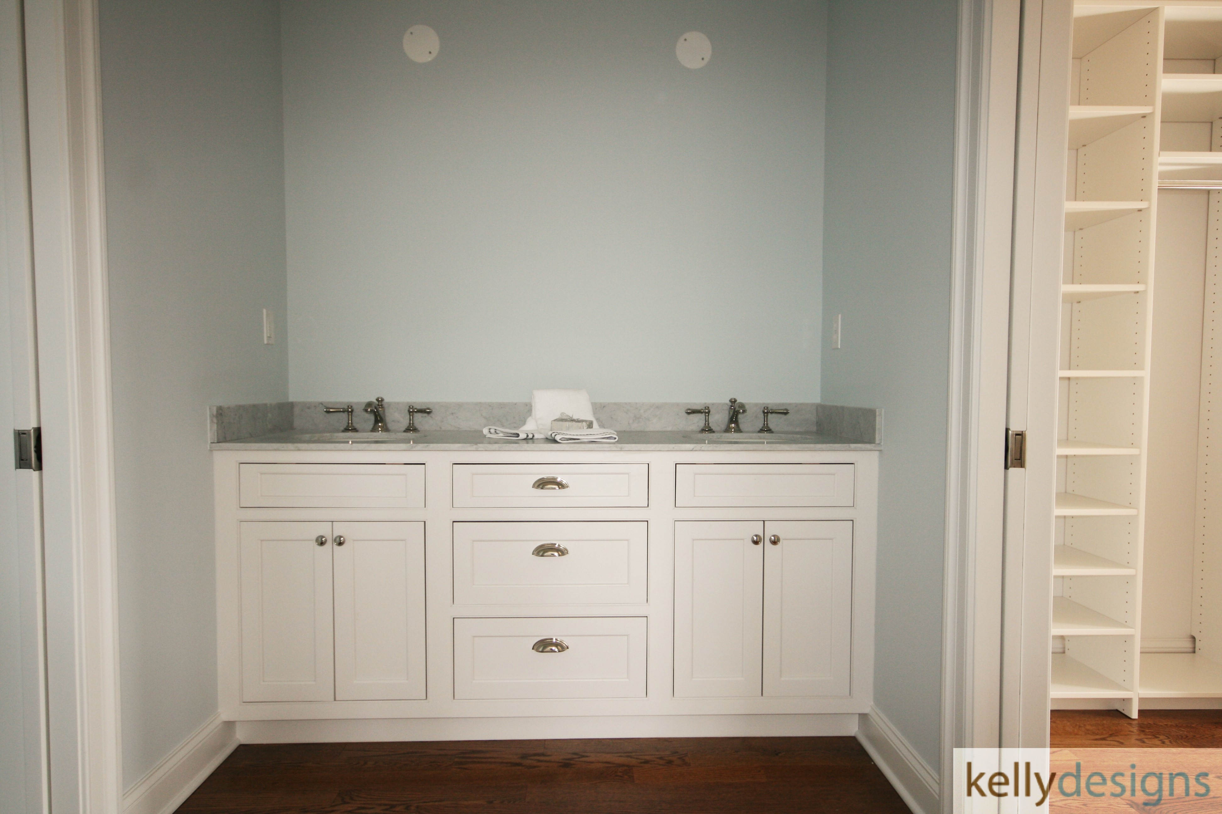 Rockin It On Rowland Staging   Master Bathroom   Home Staging By Kellydesigns