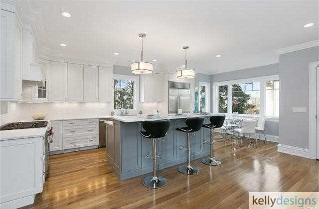 Kitchen - Staged by kellydesigns