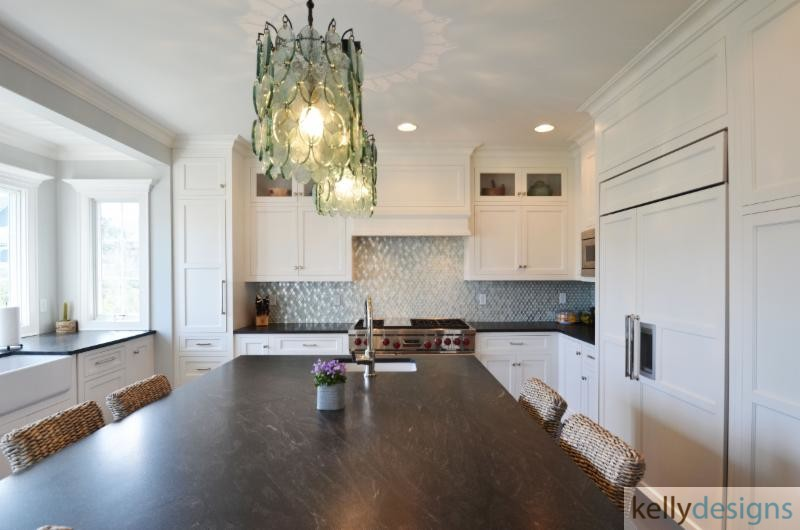 Kitchen - Interior design by kellydesign