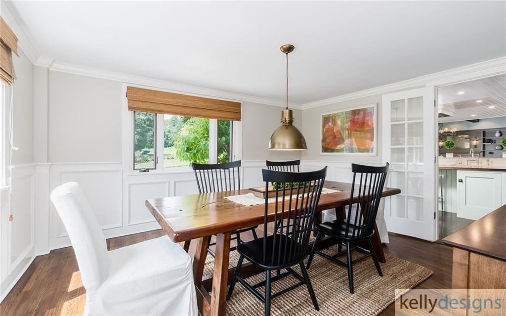READY On Redding - Dining Room - Home Staging by kellydesigns