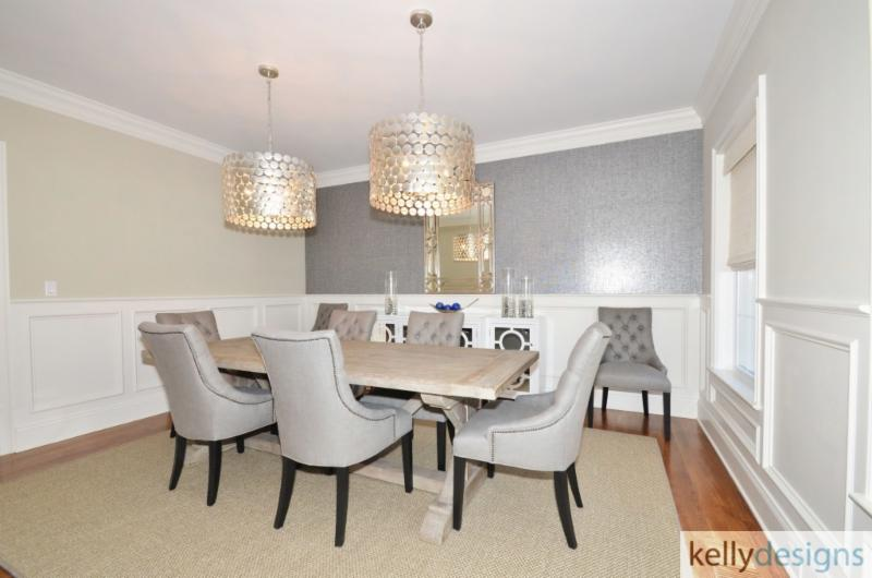 Dining Room by kellydesigns