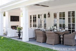 from traditional home photo by michael garland juliana rancic home