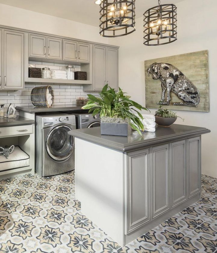 Toll Brothers Laundry Room