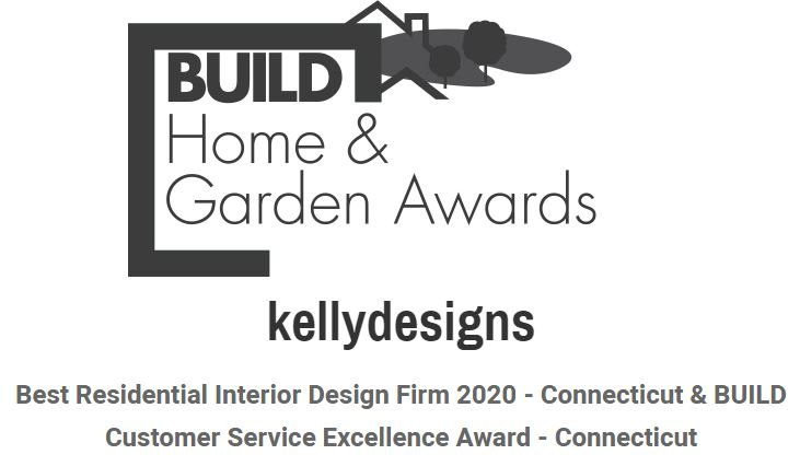 Kellydesigns, Winner of BUILD Magazine's 2020 Best Residential Interior Design Firm