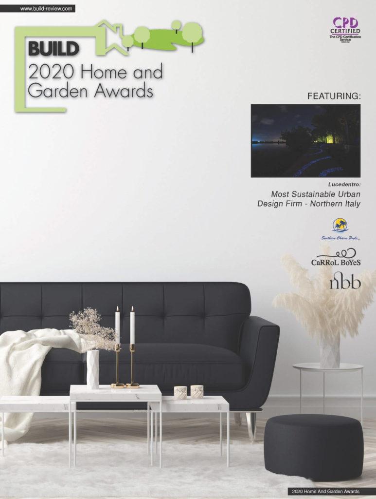 Home & Garden Awards - Full Winners Listing 2020
