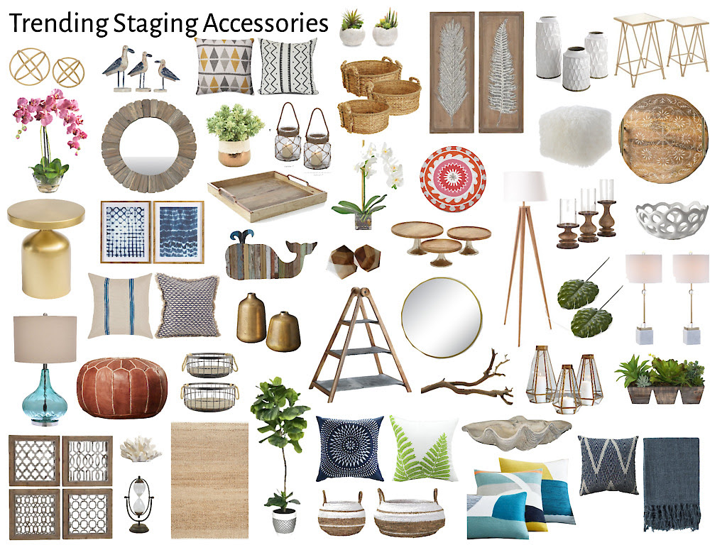 Trending Staging Accessories