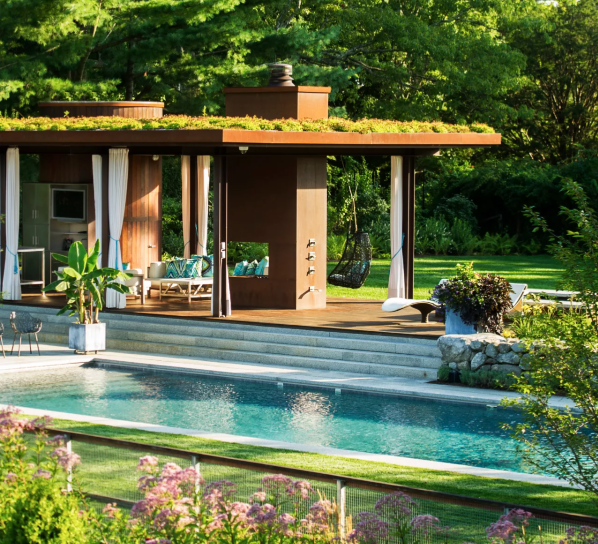 Functional outdoor spaces