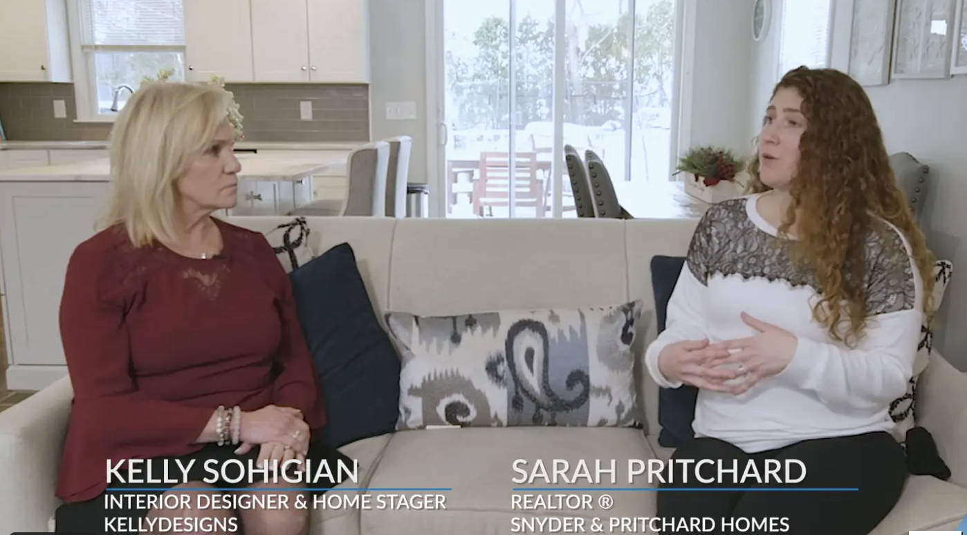 American Dream TV with Kelly Sohigian of kellydesigns