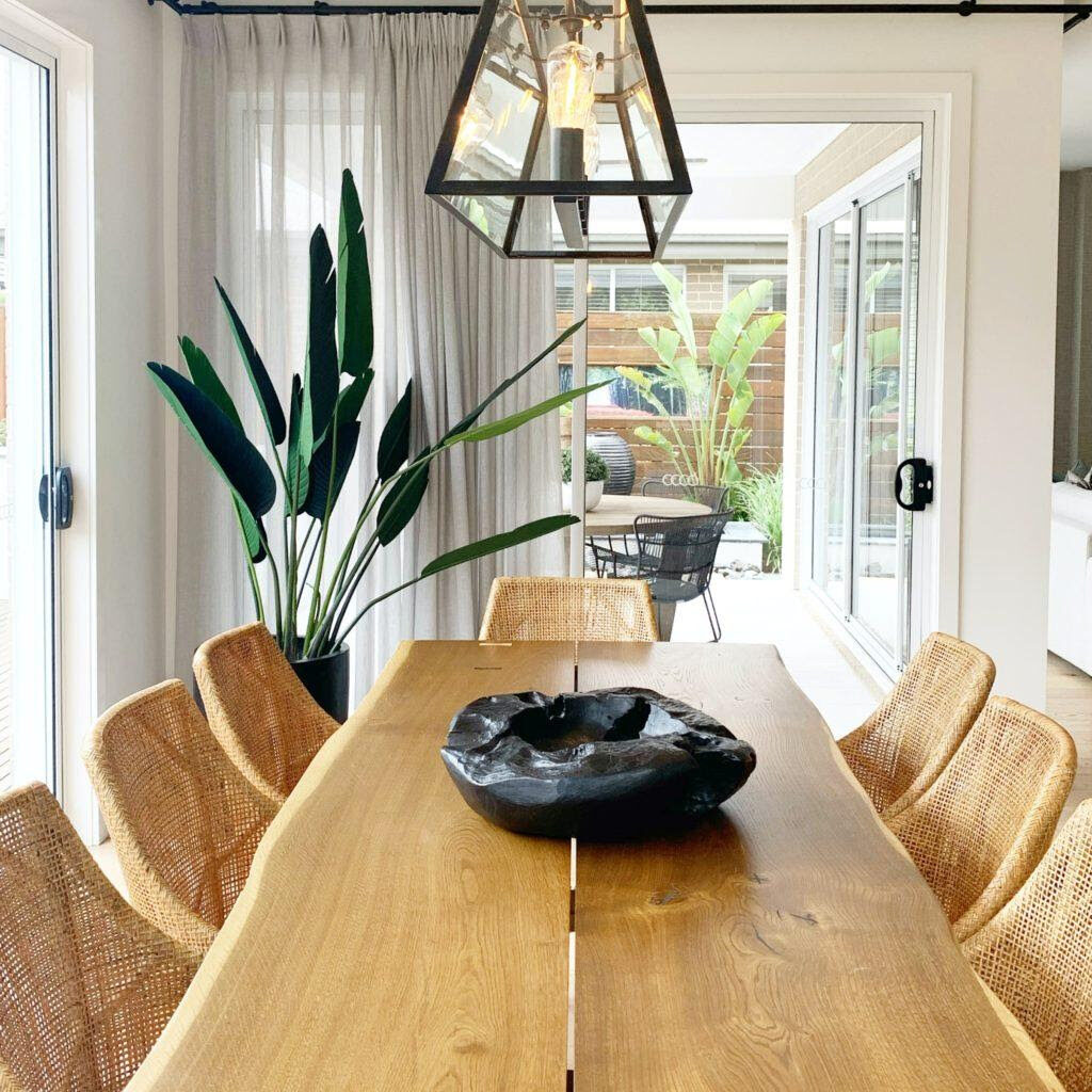 Protecting solid wood furniture from humidity